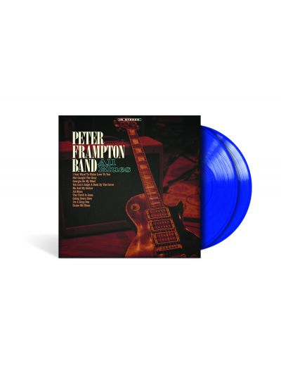 Peter Frampton - All Blues Limited Edition 2LP