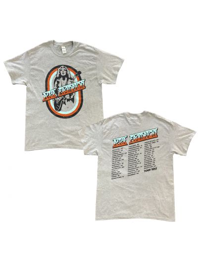 Peter Frampton - 2015 Guitar Oval Intl Tour T-Shirt