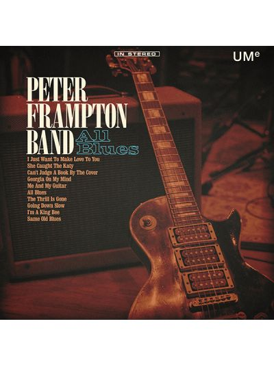 Peter Frampton - All Blues CD
