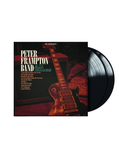 Peter Frampton - All Blues 2LP