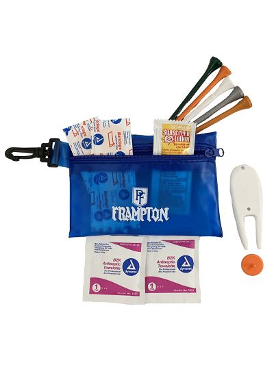 Peter Frampton - Crest Golf Kit
