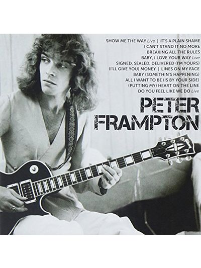 Peter Frampton - Icon CD