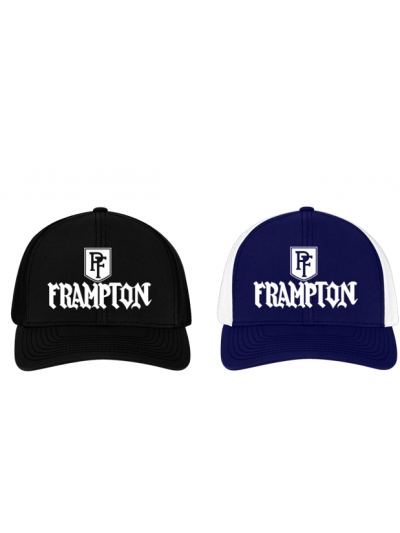 Peter Frampton - Crest Embroidered Dad Cap