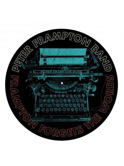 Frampton Forgets The Words 12inch Slip Mat