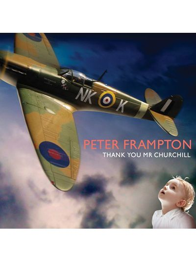 Peter Frampton - Thank You Mr. Churchill CD